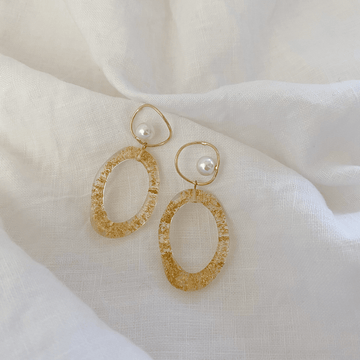 The Midas Drop earring