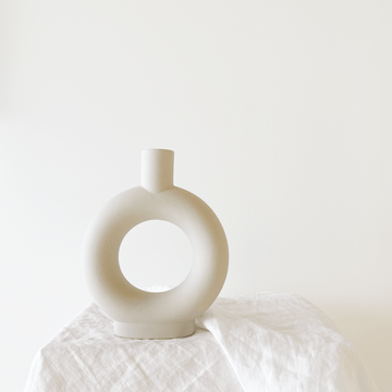 The Aura Ceramic Vessel