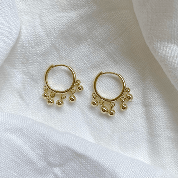 The Trinket Hoop earring