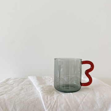 PREORDER The Smoke Cherry Soremo Glass Mug
