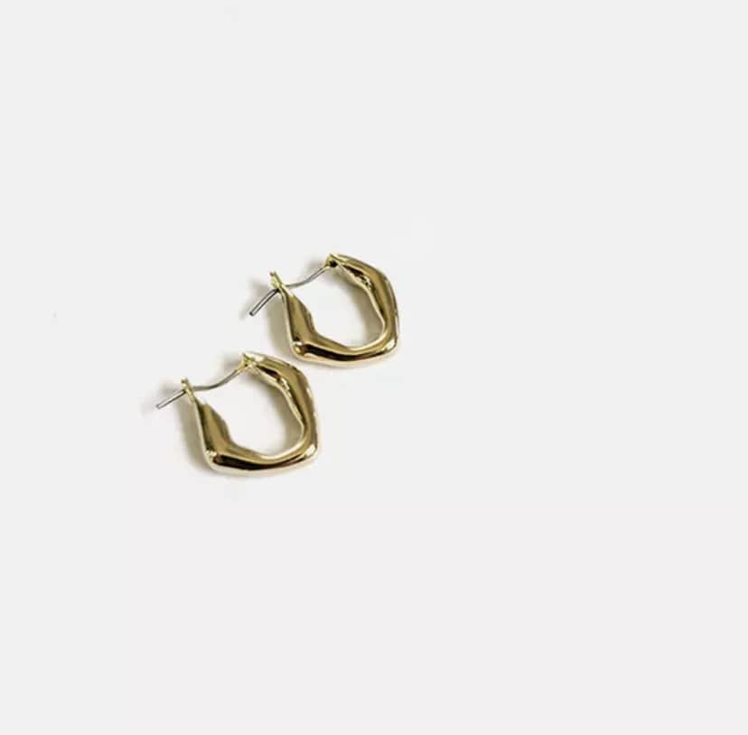 The Andromeda Hoop earring