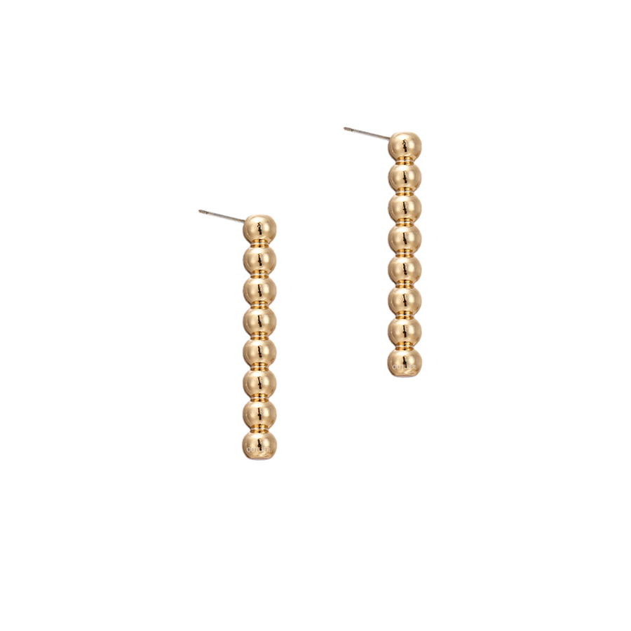 The Garland Stud earring