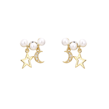 The Star Gazer earring