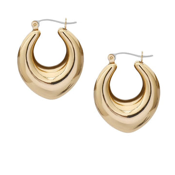 The Aquitaine Hoop earring