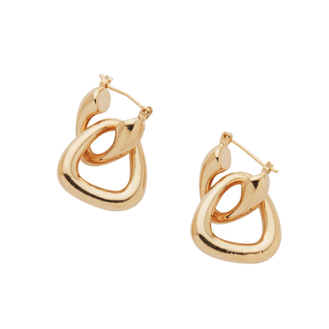 The Delilah Hoop earring