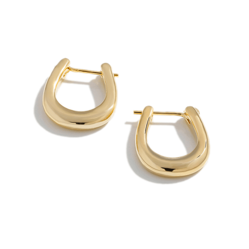 The Horse Shoe earring