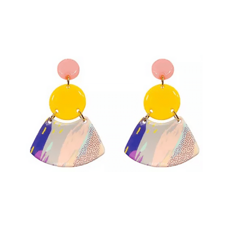 The Alphonso earring