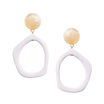 The Brancusi earring