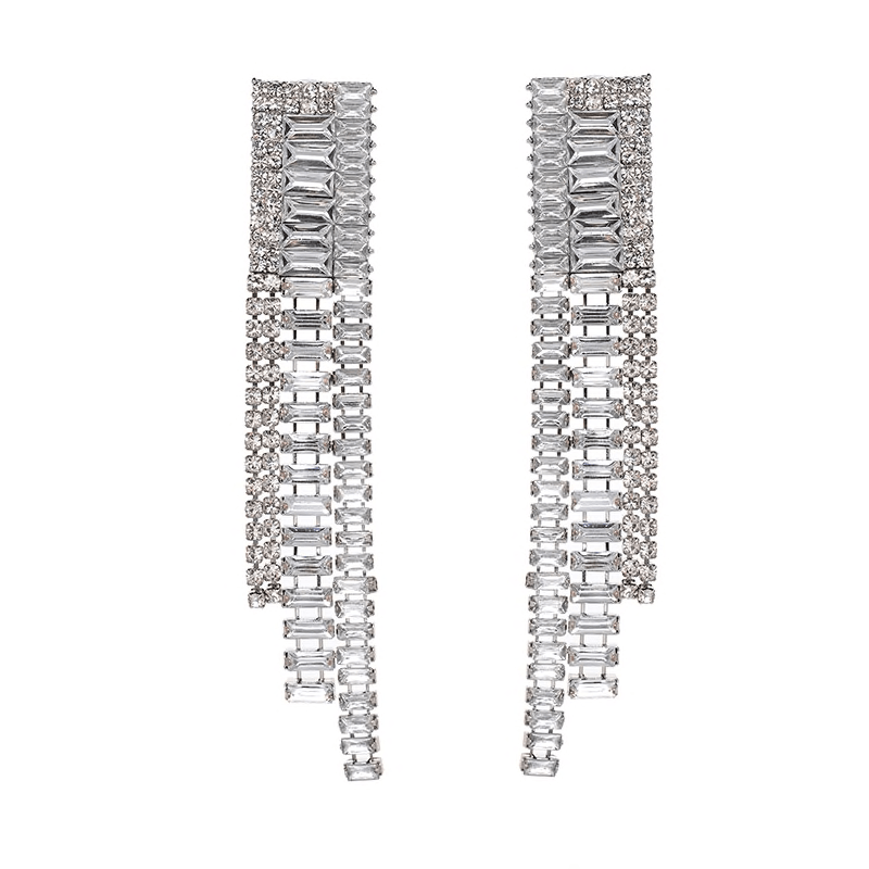 The Cascade earring