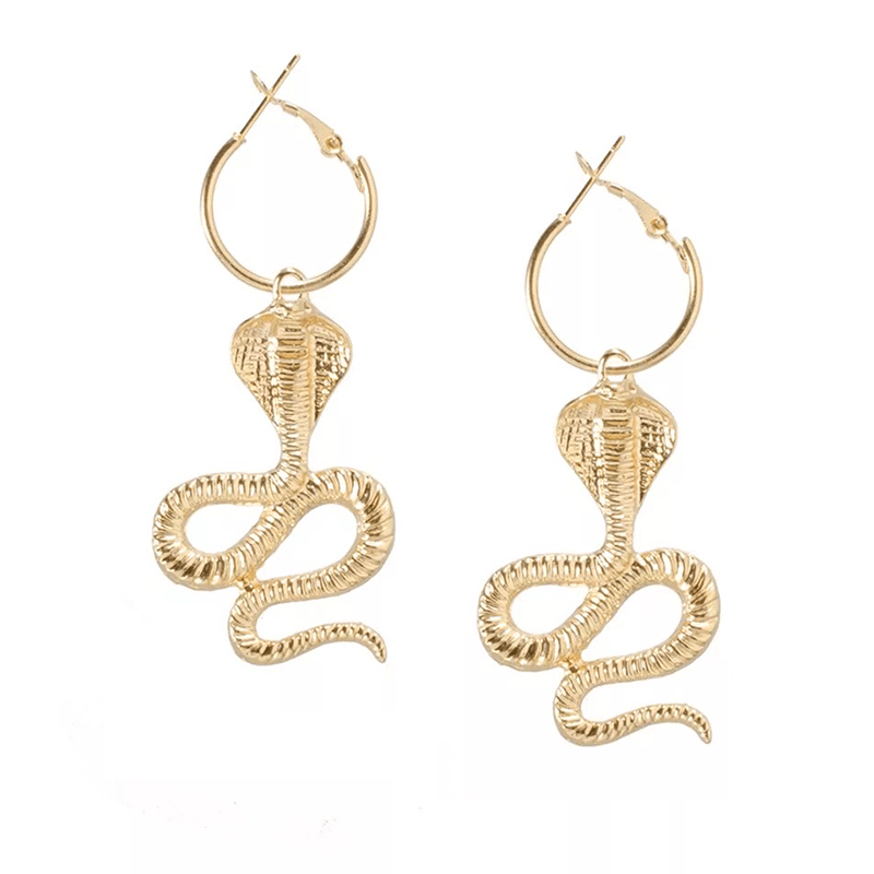 The Cobra earring