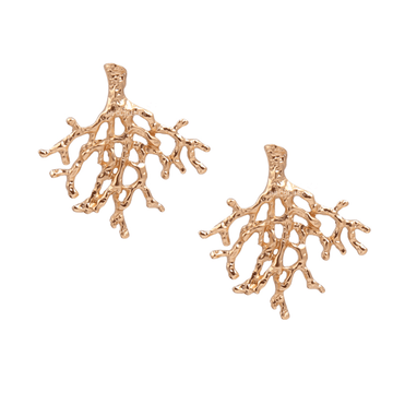 The Coral Sea earring