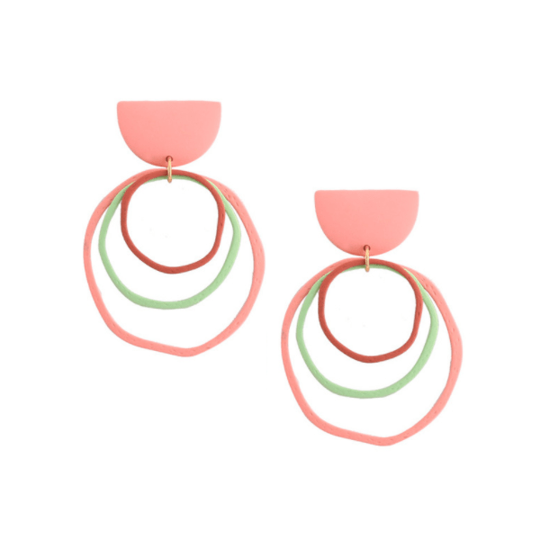 The Guava earring