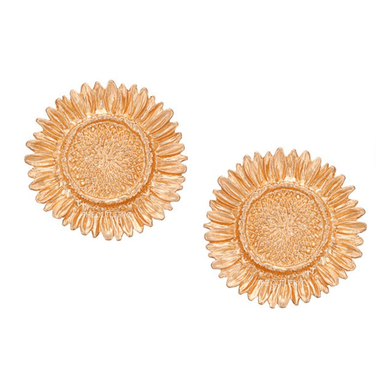 The Helianthus earring