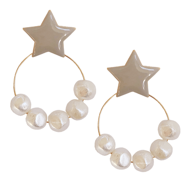 The North Star earring