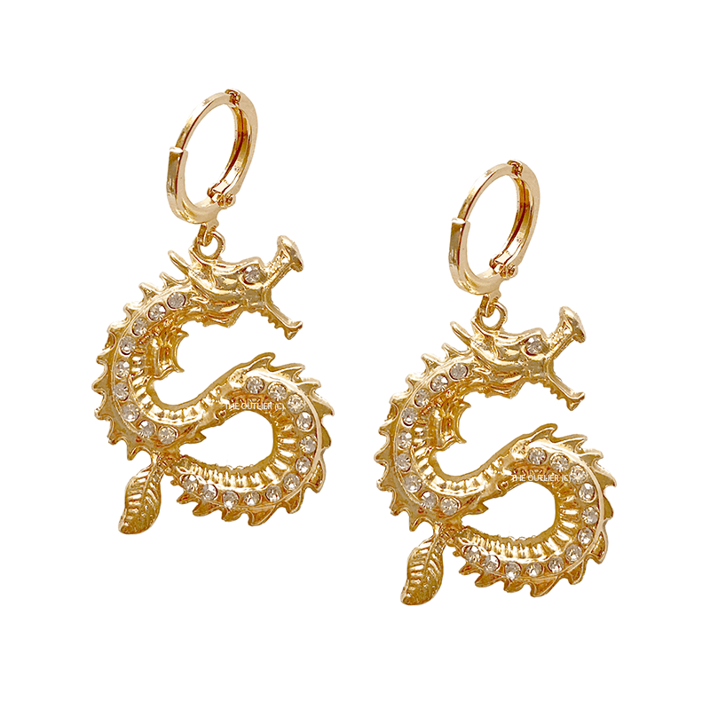 The Orient earring