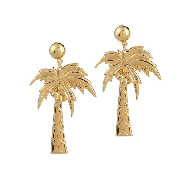 The Palm Spring earring