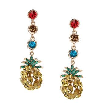 The Pina Colada earring