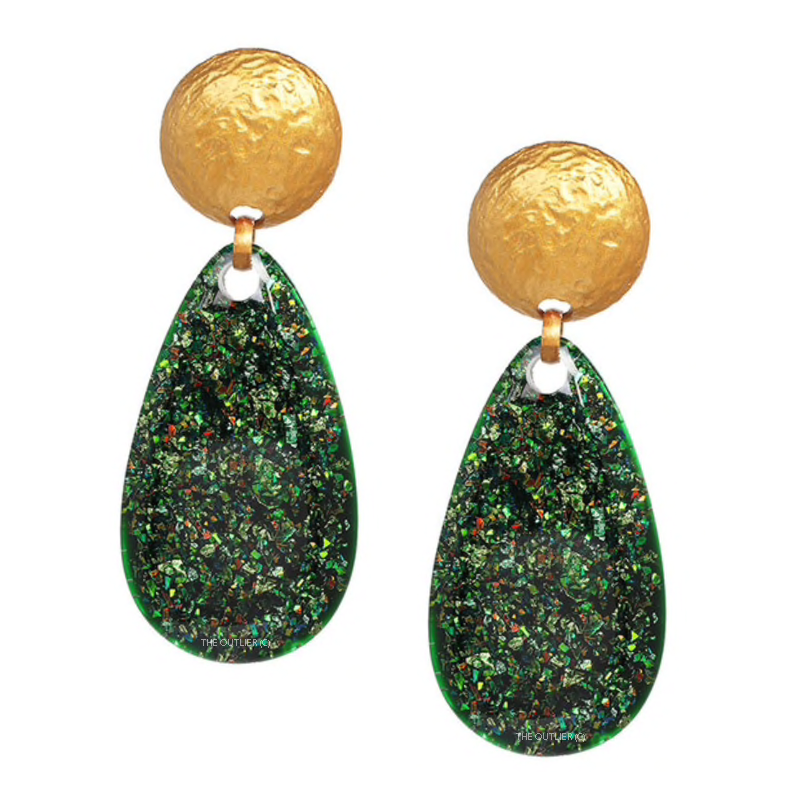 The San Tropez earring