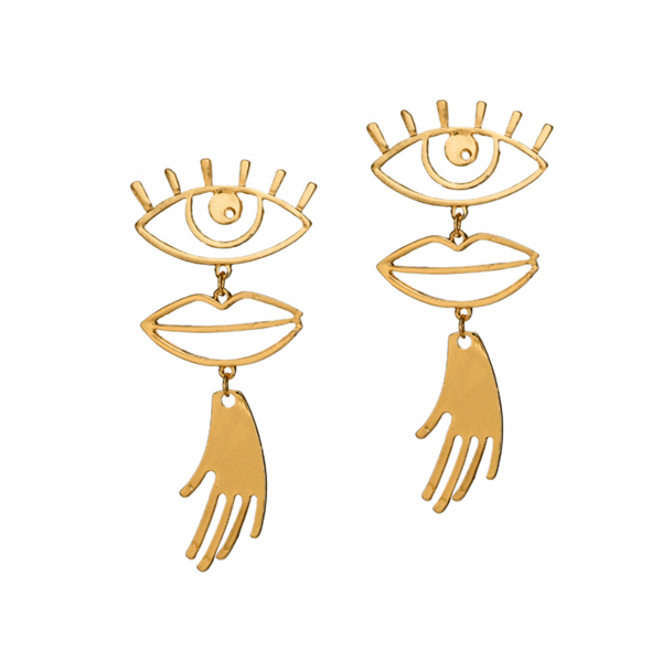 The Senses earring
