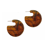 The Tiger Eye Earring