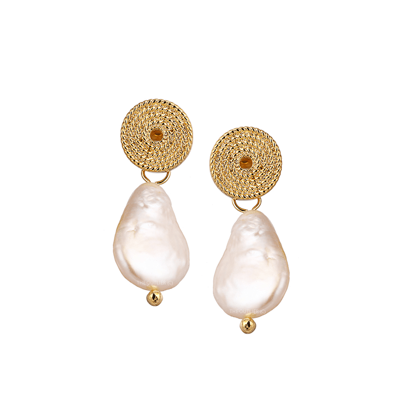 The Trundle earring