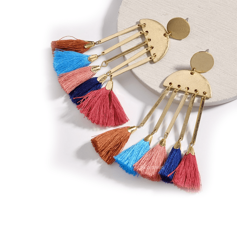 The Carnivale earring