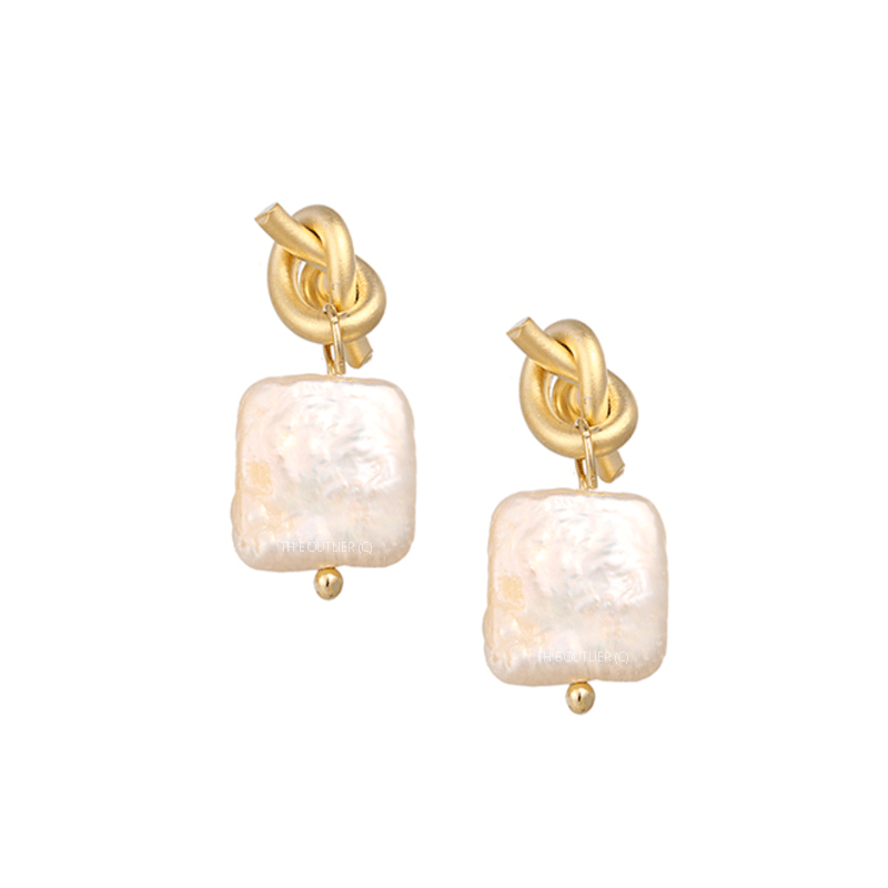 The Pantheon earring