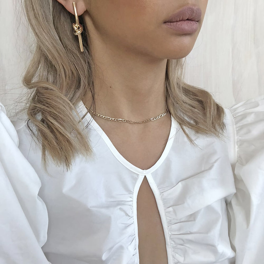 The Lariat earring