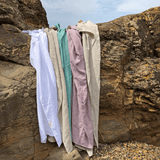 The Linen throw towel