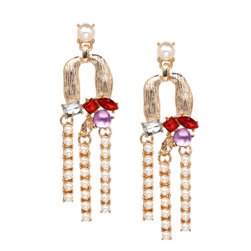 The Rosehill earring