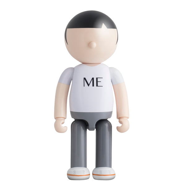 SLOO ME figure front view