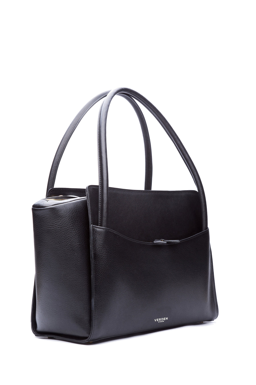 Sleek and functional workbag / business bag - VERDEN STUDIOS - The Moskenes in volcano black