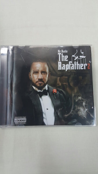 Mr.Busta - The Rapfather CD 2