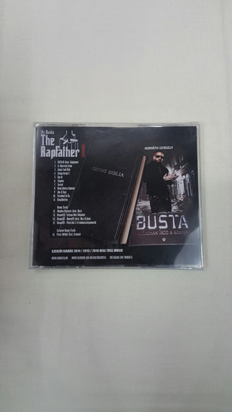 Mr.Busta - The Rapfather CD 1
