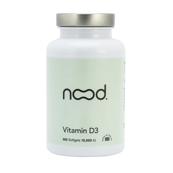 Vitamin D3, 10,000IU, 365 softgels