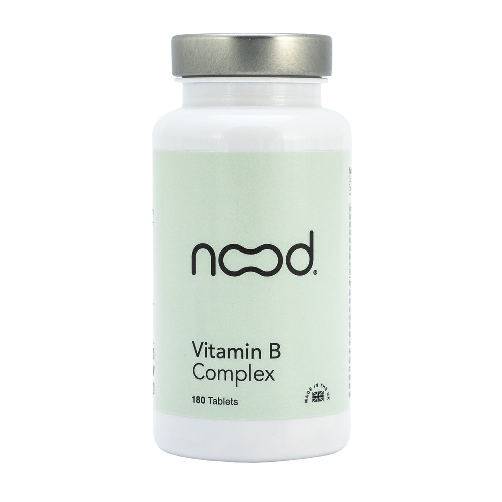Vitamin B Complex, 180 Vegetarian Tablets