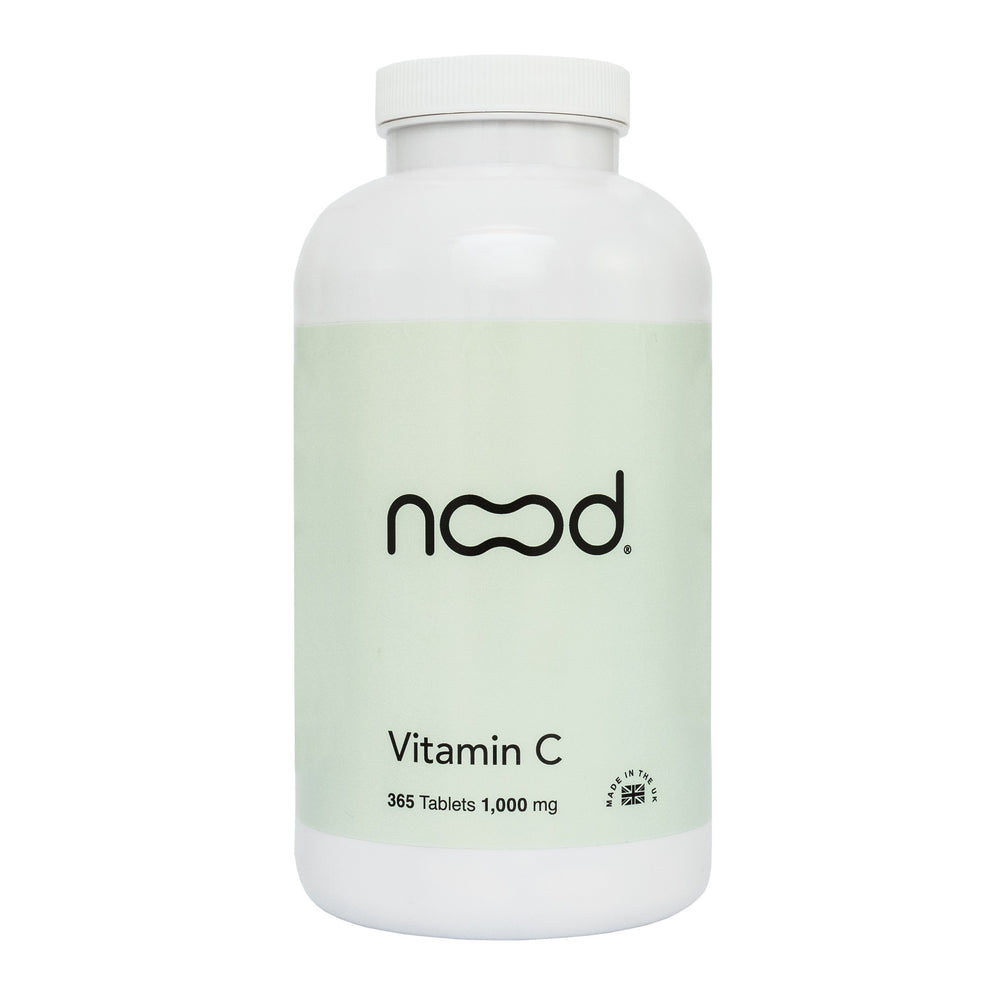 Vitamin C, 1000mg, 365 Vegetarian Tablets