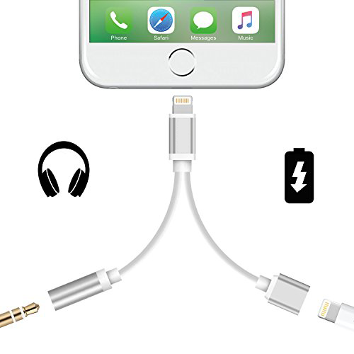 2 in 1 iPhone adapter : Charge & Listen to Music