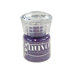 Nuvo - Embossing Powder - Purple Haze 22ml