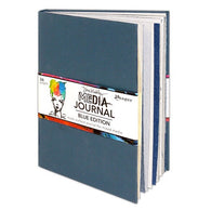 Ranger - Dina Wakley Media Journal - Blue Edition