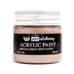 Prima - Metalique Acrylic Paint - Soft Satin 50ml