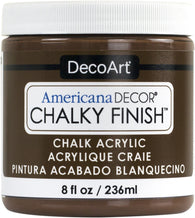 DecoArt - Chalky Finish Paint - Rustic 236ml