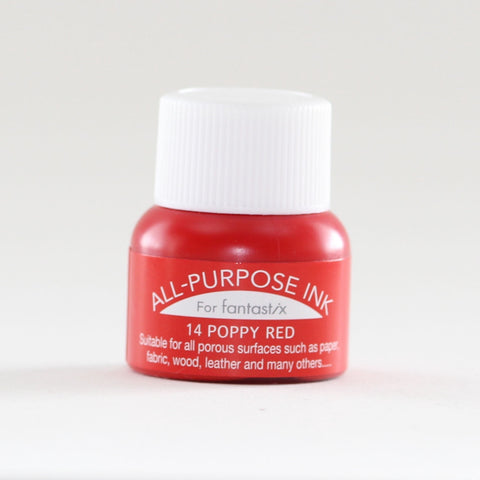 All-Purpose Ink - Poppy Red 15ml