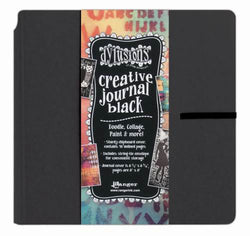 Dylusions - Creative Journal - Black Square