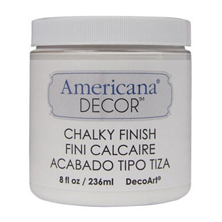 DecoArt - Chalky Finish Paint - Everlasting 236ml