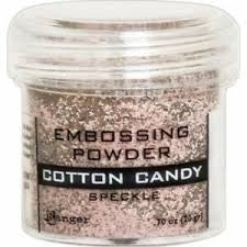 Ranger - Embossing Powder - Cotton Candy 20g