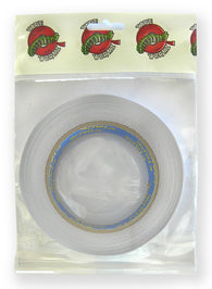 Tape Wormz - Polyester Double Sided Tape - 24mm x 30m