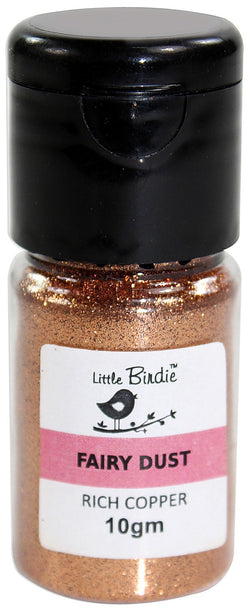 Little Birdie - Fairy Dust - Rich Copper