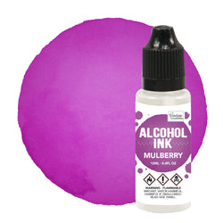 Couture Creations - Alcohol Ink - Raspberry / Mulberry (12ml)