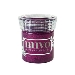 Nuvo - Glimmer Paste - Plum Spinel 50ml